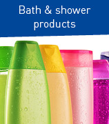 Cosmetics – Bath and shower products