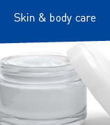 Cosmetics – Skin and body care